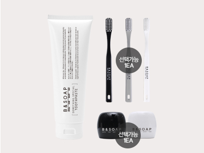 [비앤솝] DENTAL CARE SINGLE SET